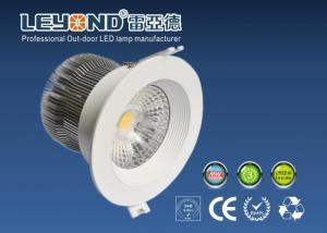 China Anti - Glare CREE COB LED DownLight on sale