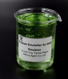 China AKD SEMI PRODUCT,POLYMER EMULSIFIER FOR AKD EMULSION,PAPER MAKING CHEMICALS on sale