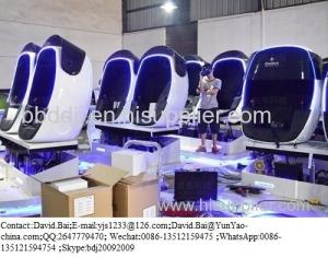 China 360 interactive game Simulator 9D VR 9d egg vr cinema on sale