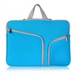 China Neoprene Fabric Sleeve Macbook Laptop bag for Macbook Air 11.6'' 15.4 on sale