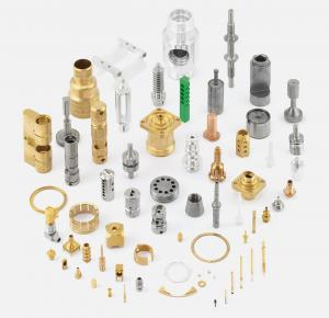 China Aluminium 6061 - T6 Precision Turned Parts Centreless Grinding Customized Sizes on sale