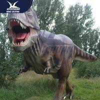 Amusement Park / Theme Park Animatronic Dinosaur Statue Decoration