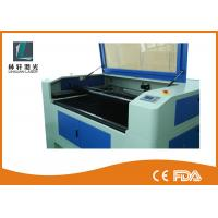 Water Cooling CO2 Laser Cutting Machine Auto Feeding Garmen For Trademark / Embroidery