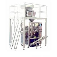 Full automatic vertical bag packing machine Carbon steel, material contact part 304 stainless steel