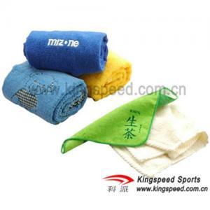 China Sport towel / gift towel / knitting towel on sale