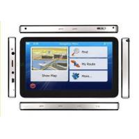 China 7 inch Bluetooth Wince 6.0 Car GPS Navigators With 4GB - 8GB NAND Flash, Calculator, Game on sale