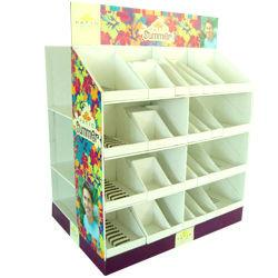 Eco friendly floor corrugated display stands for greeting card for quality eco friendly floor corrugated display stands for greeting card for sale m4hsunfo