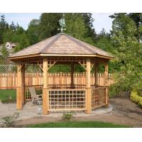 Wood Kiosk Design