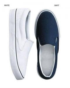 China MEN VULCANIZED SLIP-ON SHOES on sale