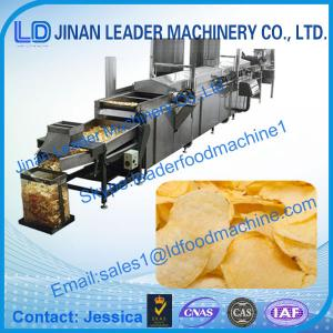 China Automatic Potato chips process line/Making line on sale