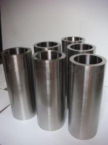 China High quality Manufacturers Low Price 99.6% Pure Nickel Crucible Tube on sale