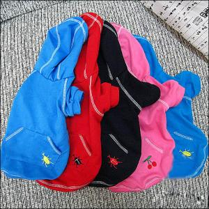 China XL Personalised Dog Hoodies Sweatshirt for American Cocker on sale