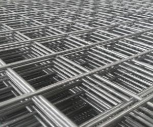 China Square Opening Shape Welded Wire Mesh Panel Welded Mesh Fence on sale
