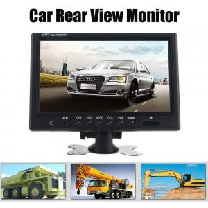 China Remote Control Car Rear View Monitor 2 Video Input Operating Temp -10℃ To 65℃ on sale