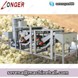 China Industrial Hemp Seed Dehulling Machine Black Sunflower Seed Sheller Huller Equipment Tunisia on sale