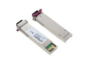 China LC XFP 10G 40KM Optical Transceiver Module Duplex Single Mode 1550nm on sale