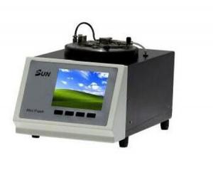 China ISO 3679 / EN71-2 2011+ A1 2014 Flash Point Tester Close - Cup Type on sale