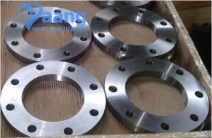 China ASTM Carbon steel forged plate flange wholesale