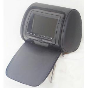 China 7 Inch Headrest Car Dvd Playe With Tv / Monitor / Usb / Sd / Mmc / 32+8bit Wireless Games / Ir Trans on sale