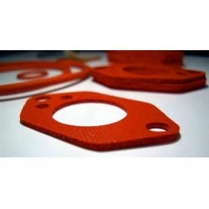 China 100% Virgin Silicone Rubber Washers , Close Cell Silicone Foam Gasket UV Resistance on sale