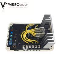 China High Voltage Portable Generator Voltage Regulator , Black 5A Voltage Regulator EA05AF on sale