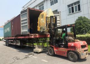 Quality Aluminium Alloy Trailer Mounted Aerial Work Lift Platform With 8m Platform Height for sale