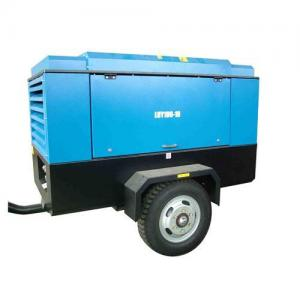 China 300cfm 14bar diesel air compressor--ATLAS COPCO series assembled in China on sale