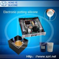 China Electronic Potting Silicone Rubber of HY-9055 on sale