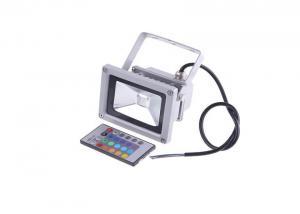 China Remote Control Led 10w Rgb Colour Changing Flood Light Ip65 12V 24V Christmas Lighting on sale