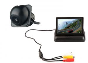 China HD Vehicle Rear View Mirror With Camera , Waterproof Reversing Camera on sale