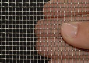 China 304 Square Weave Wire Mesh With Stainless Steel 30 Mesh * 30 Mesh Used As Industrial Mesh on sale