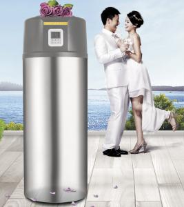 China 2kw Air Source All in One Heat Pump Water Heater Living Hot Water on sale