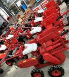 Red Color Agriculture Harvester Recoil Starting System High Speed 1800r / Min