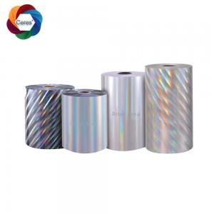 China 25mic Bopp Thermal lamination Film Matt Gloss laminating For Package on sale