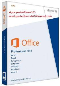 China Microsoft Office 2013 Professional PRO Product Key Code on sale