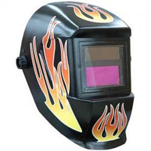 China auto darkening welding helmets on sale