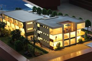 China Professional Maquette Model Architectural Factory For Real estate on sale