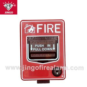 addressable fire alarm systems 2 wire (reset) manual call pointaddressable fire alarm systems 2 wire (reset) manual call point,break glass