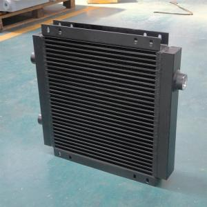 China Oil To Air Bar And Plate Fin Aluminum radiator for automobile on sale