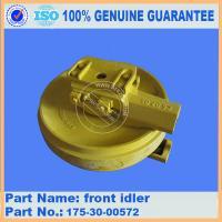 shantui bulldozer undercarriage parts SD32 front idler 175-30-00572