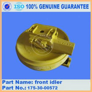 China shantui bulldozer undercarriage parts SD32 front idler 175-30-00572 on sale