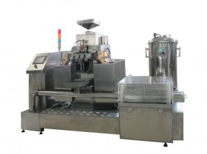 China High Productivity Automatic Encapsulation Machine , Stable Paint Ball Making Machine on sale