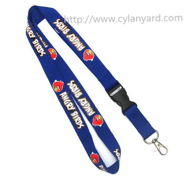 employee id badge holder lanyard