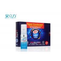 High Efficiency Germ Killer Organic Detergent Tablets Solid Shape Fresh Perfumed