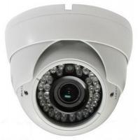 "RJ-45 Megapixel HD Dome IP Camera For Home Mobile Surveillance , 1/3"" 1.3 MP Aptina CMOS"