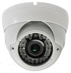 China Internal Day Night Color Dome Camera Indoor / Outdoor For Shopping Mall on sale