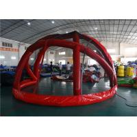 Baseball Batting Backstop Large Inflatable Tents For Street Performance