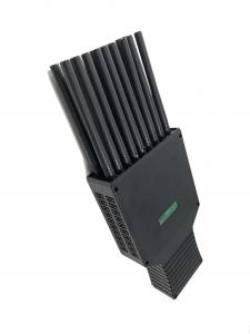 China 18 Bands Handheld Cell Phone Jammer WIFI GPS UHF VHF 315 433 12 Months Warranty wholesale