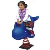 kids Spring rider childern toys , horse rider (children spring ,plastic Spring horse)