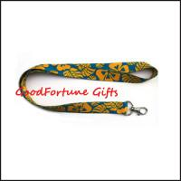 China Promotional Customed Printed Lanyard printed logo on sale